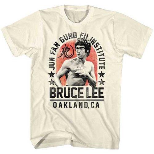 """American Classics Bruce Lee """"Jun Fang Gung Fu"""" Men's T-Shirt"""