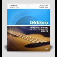 45-100 Phosphor Bronze Acoustic Bass Strings