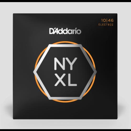 D'Addario NYXL 10-46 Nickel Wound Electric Guitar Strings
