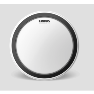 """Evans 20"""" EMAD Coated Bass Drum Batter Head"""