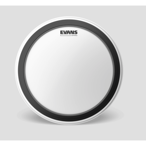 """Evans 20"""" Bass Batter Drumhead - Coated"""