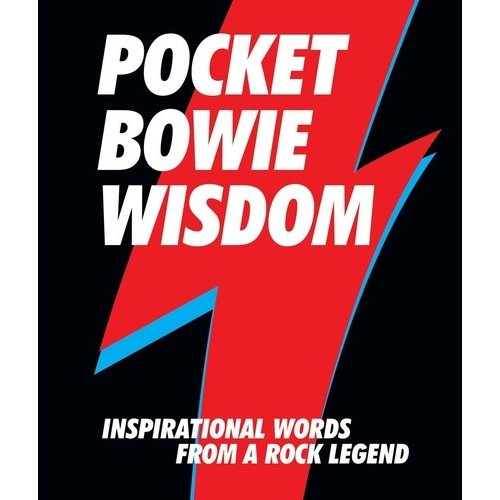 David Bowie Pocket Bowie Wisdom