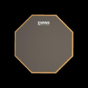 "Evans 12"" RealFeel Practice Pad"