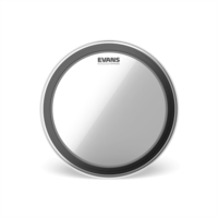EMAD2 Bass Batter Drumhead - Clear