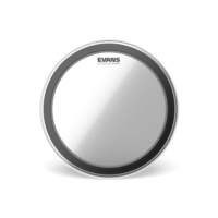 EMAD Bass Batter Drumhead - Clear