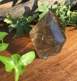 Smoky Quartz Polished Point