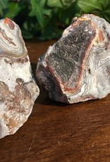Crazy Lace Agate Raw
