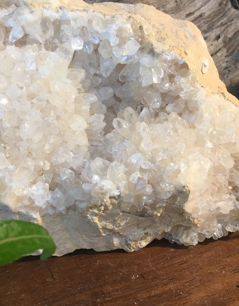 Dog Tooth Calcite Geode