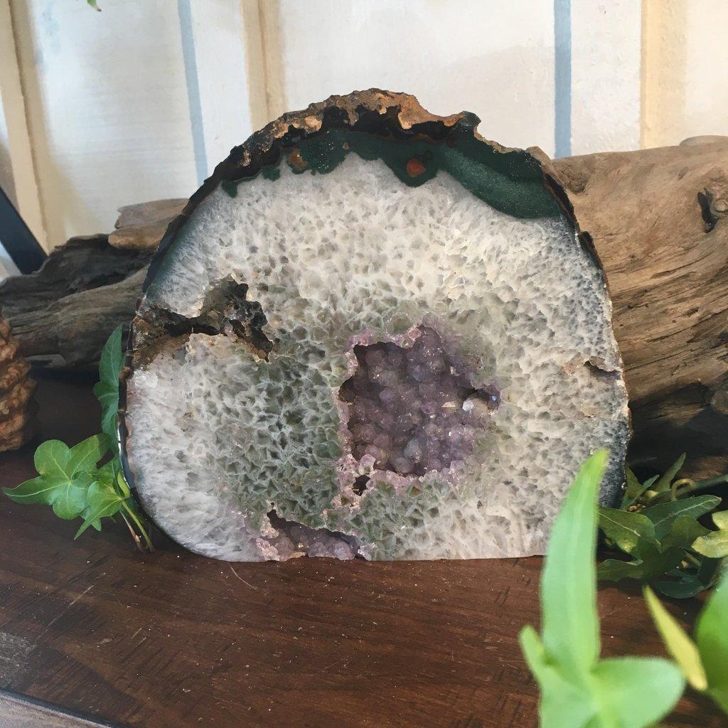Amethyst Raw Geode