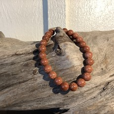 Goldstone Bracelet 8mm