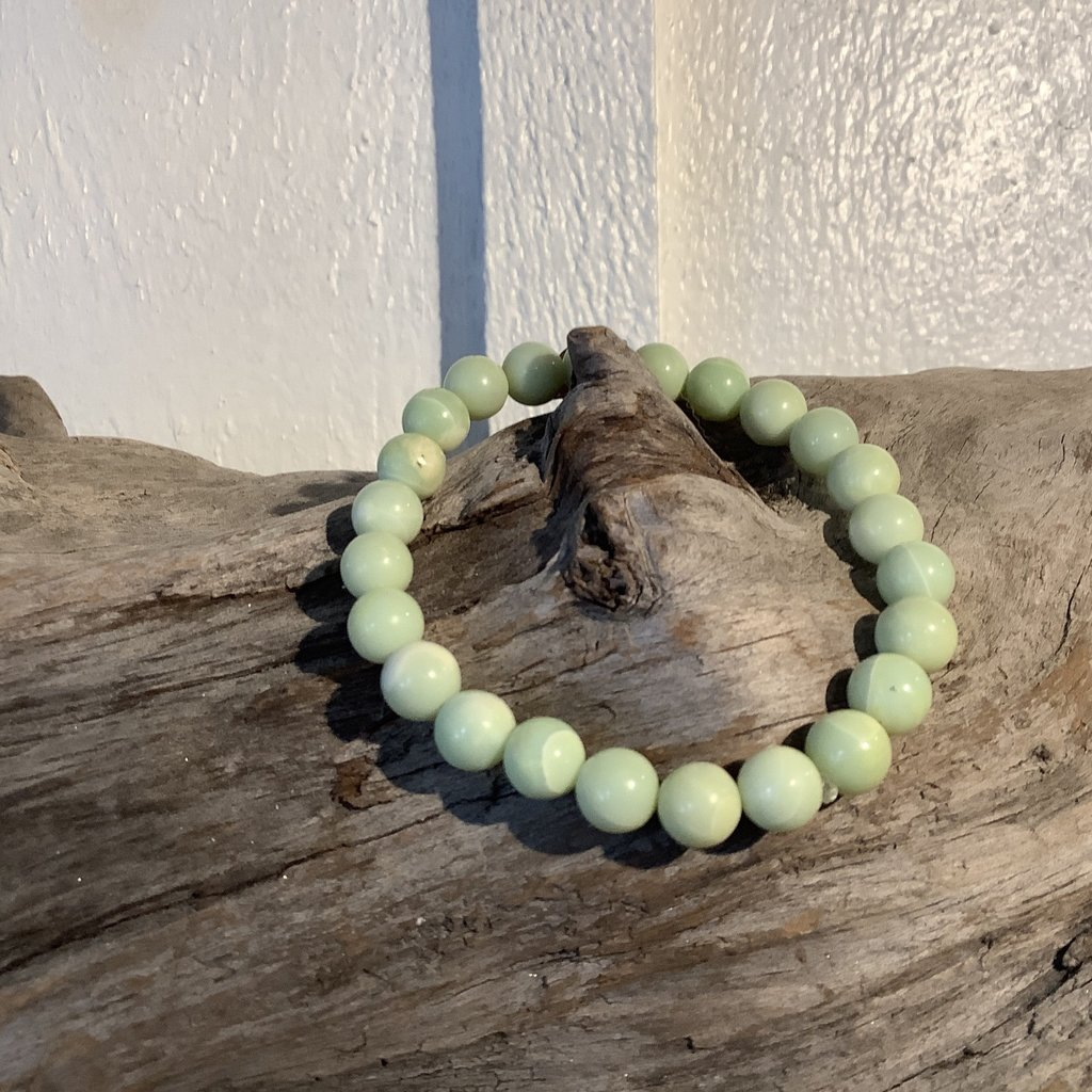 Chrysoprase Bracelet 8mm