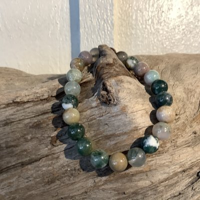 Fancy Jasper Bracelet 8mm