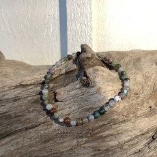 Fancy Jasper 4 mm Bracelet