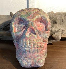 Volcanic Stone Skull