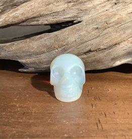 Opalite Skull