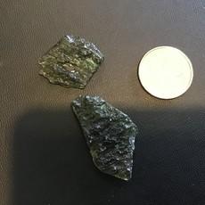 Moldavite Raw Crystal