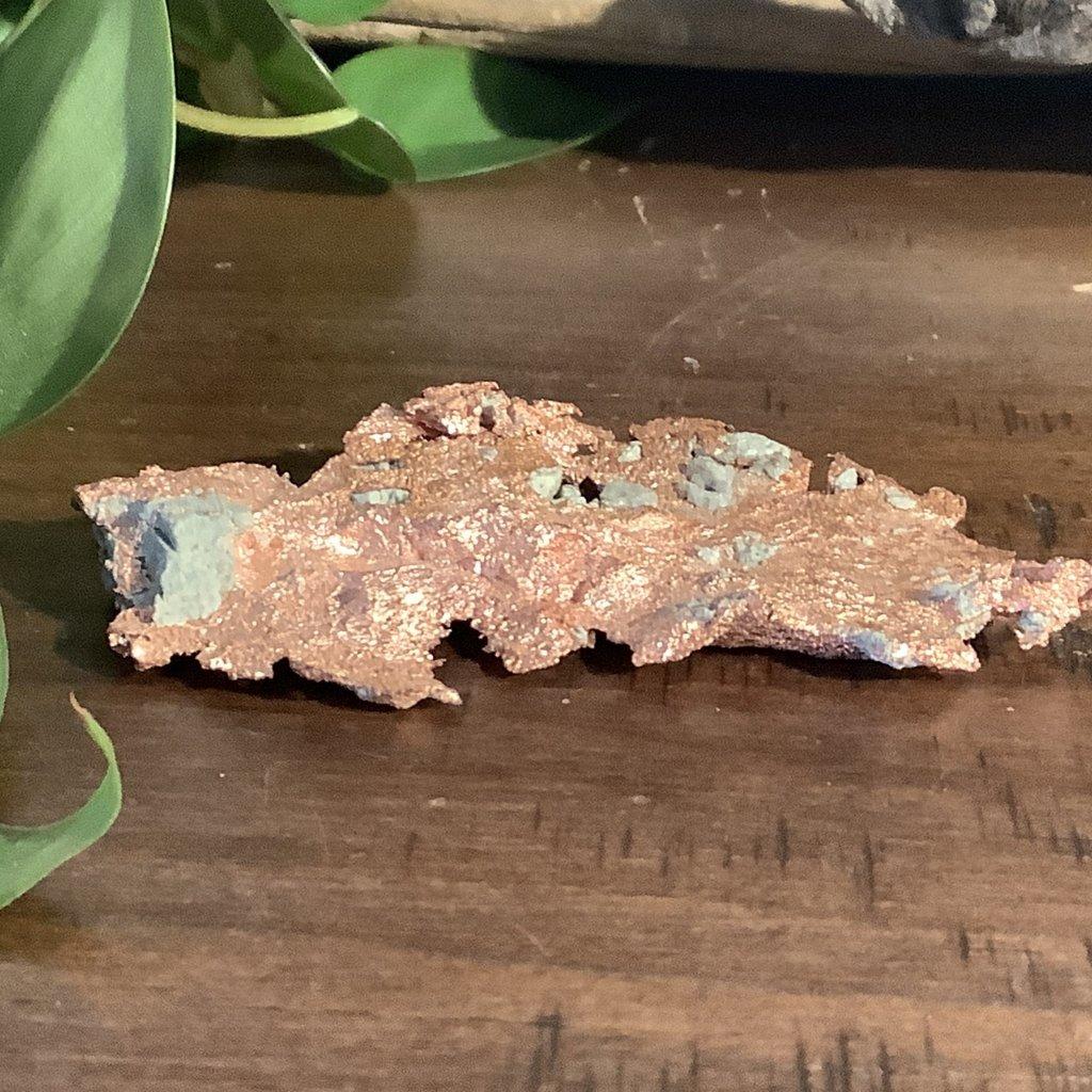 Native Copper Raw