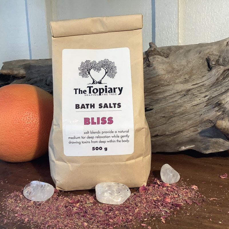Bliss Bath Salts