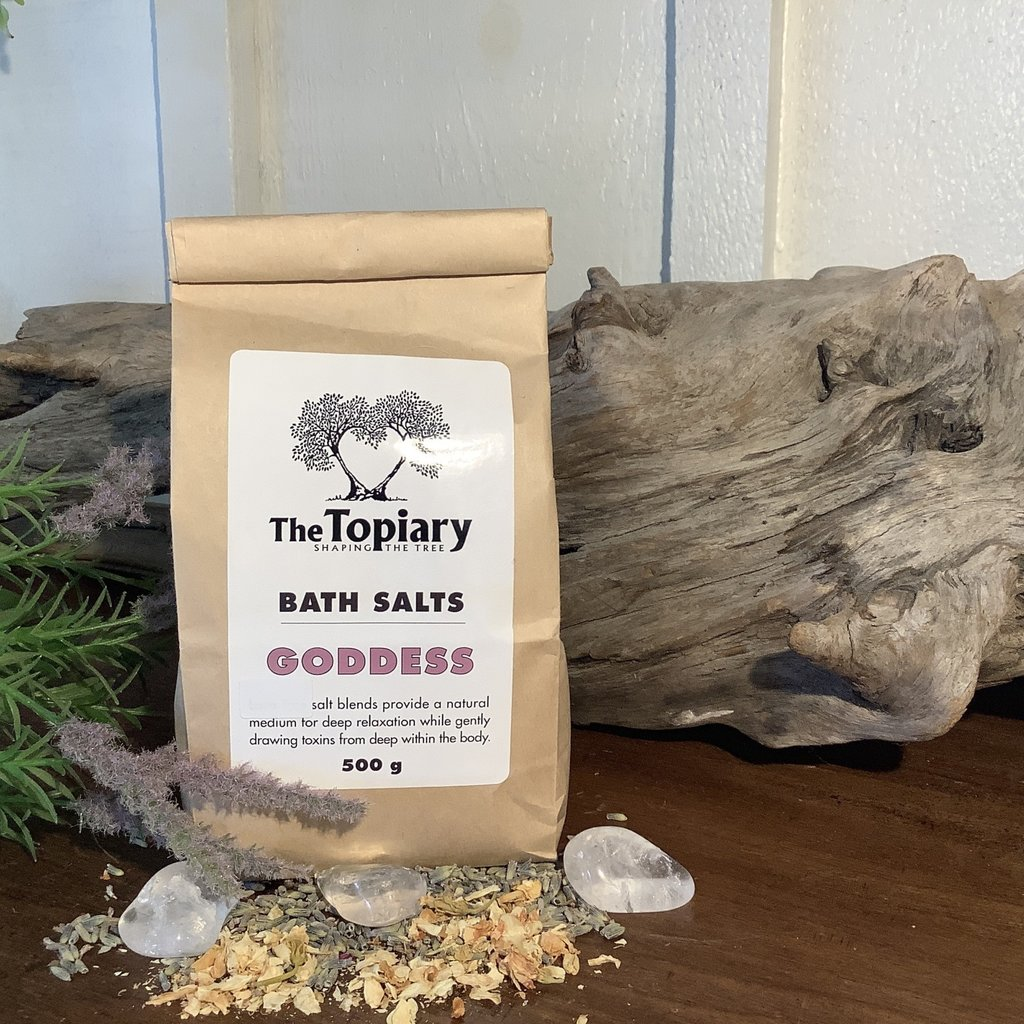 Goddess Bath Salts