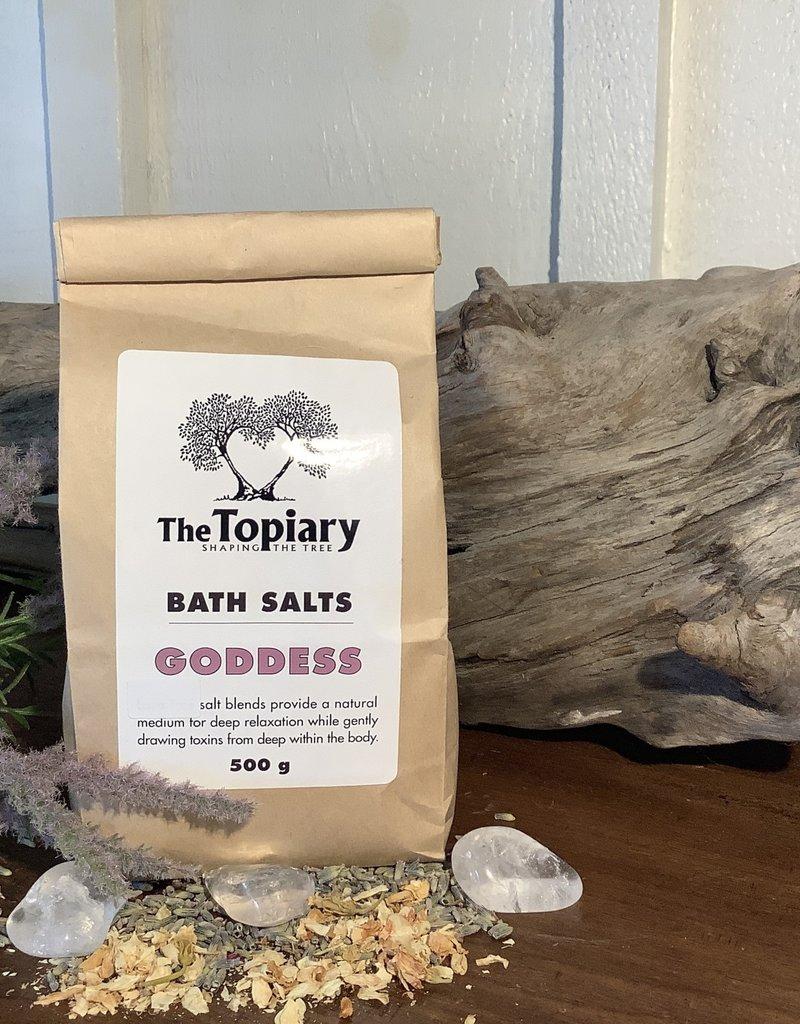 Goddess Bath Salts
