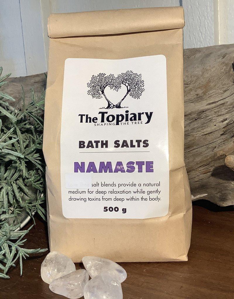 Namaste Bath Salts