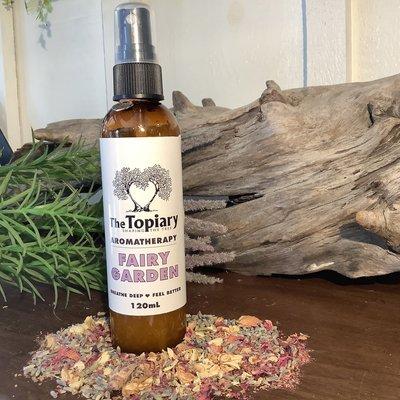 Fairy Garden Essential Oil Spray