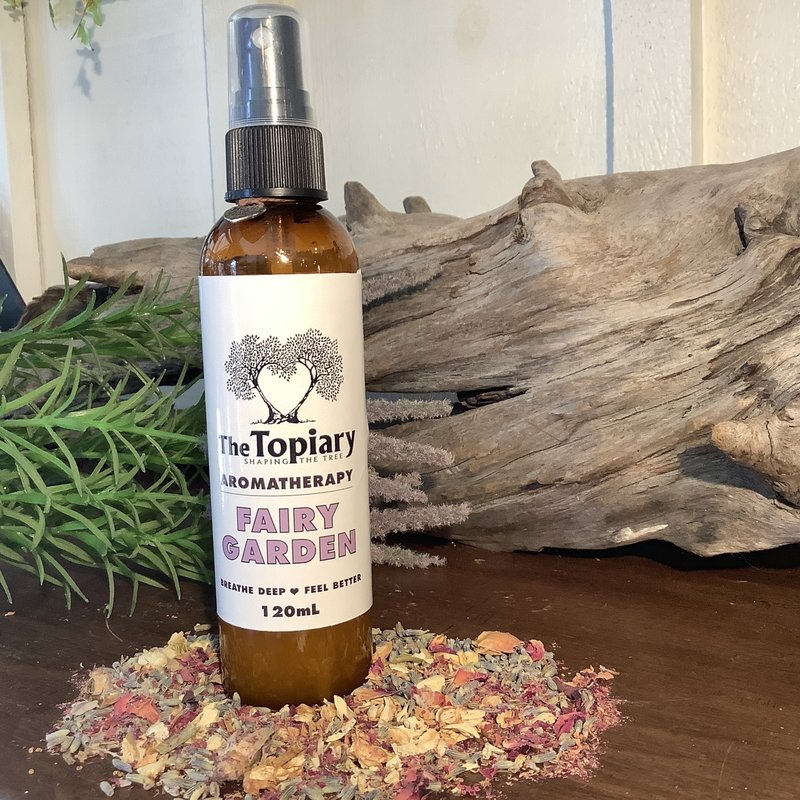 Fairy Garden Essential Oil Spray