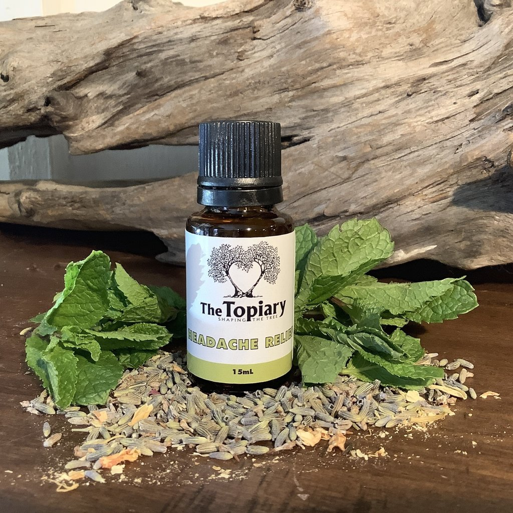 Headache Relief Essential Oil Blend 15ml