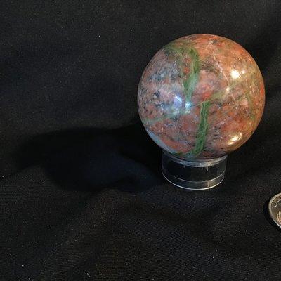 Ukanite Sphere