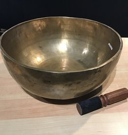 Hand Crafted Singing Bowl