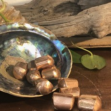 Copper Tumbled