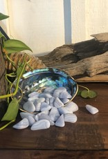 Blue Lace Agate Tumbled- In Storage