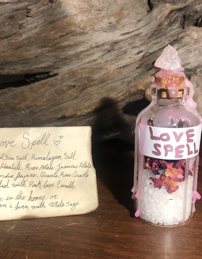 Love Spell Large Jar