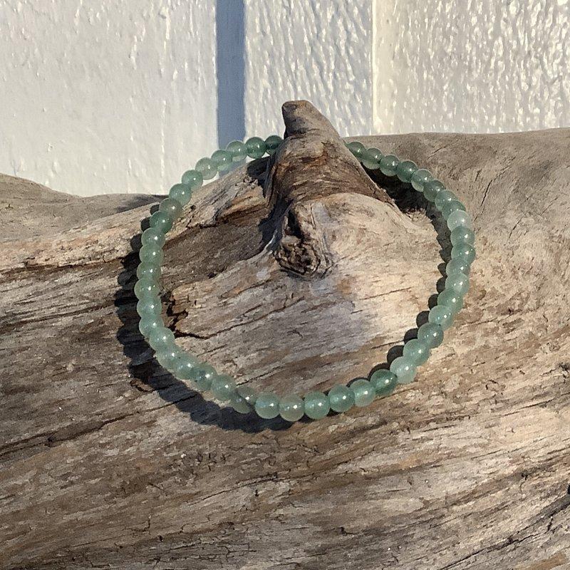 Aventurine Bracelet 4mm