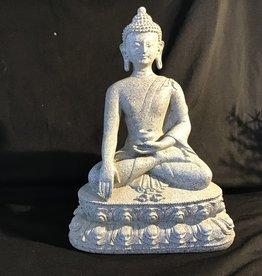 Buddha on Lotus Statue