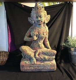 Tara's Chakra Statue