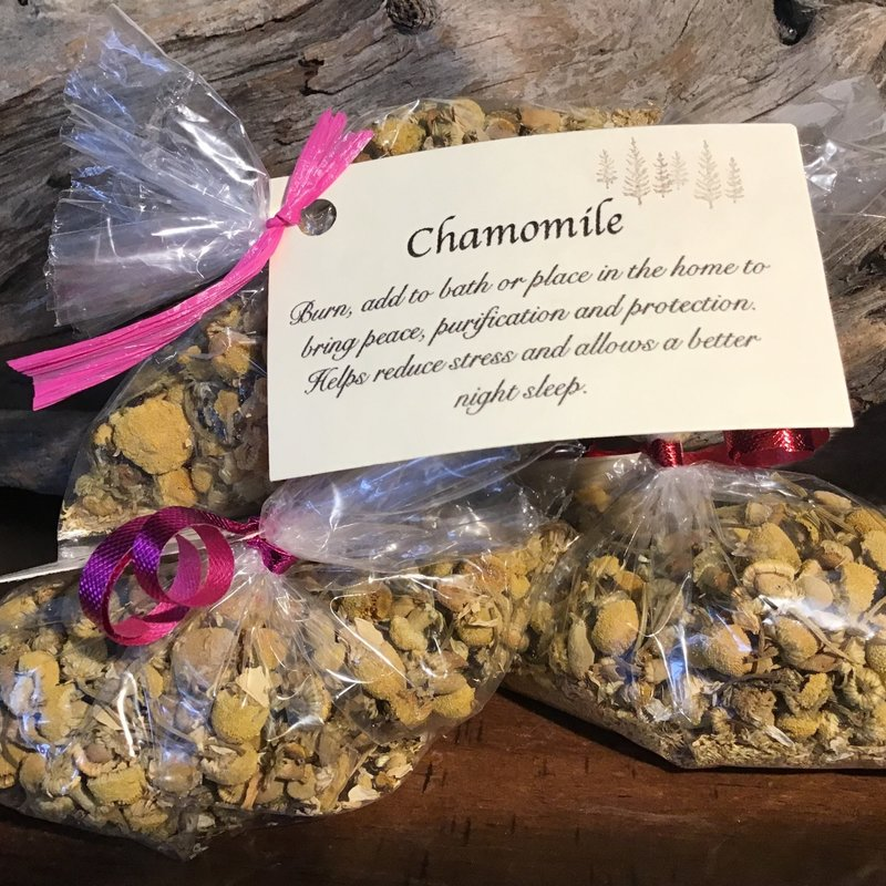 Chamomile Flower Bag