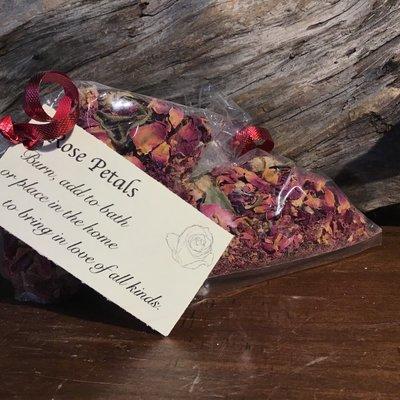 Rose Petals Bag