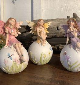 Fairy on a Ball