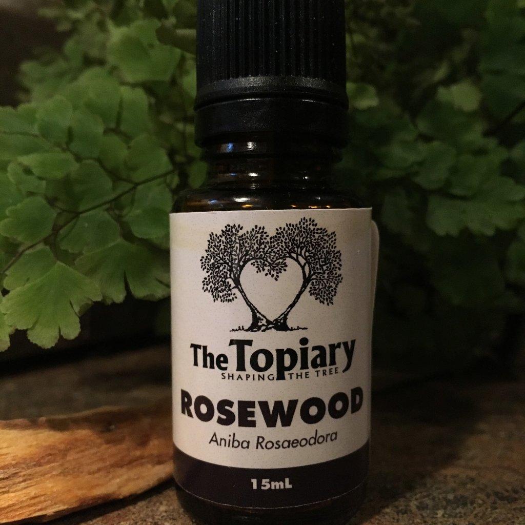 Rosewood Essential Oil