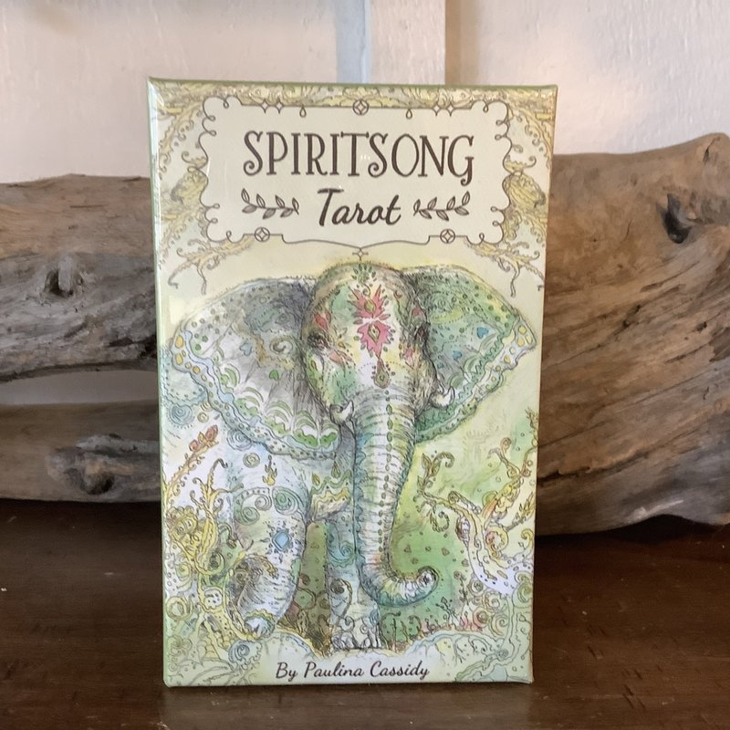 The Spiritsong Tarot