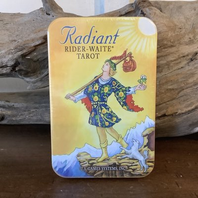 Radiant Rider-Waite Tarot Tin