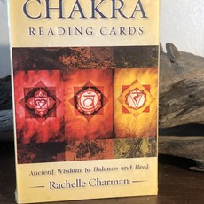 Chakra Reading Cards Oracle