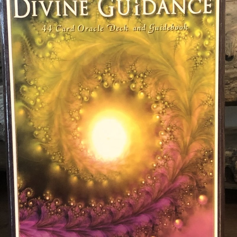Divine Guidance Oracle Deck
