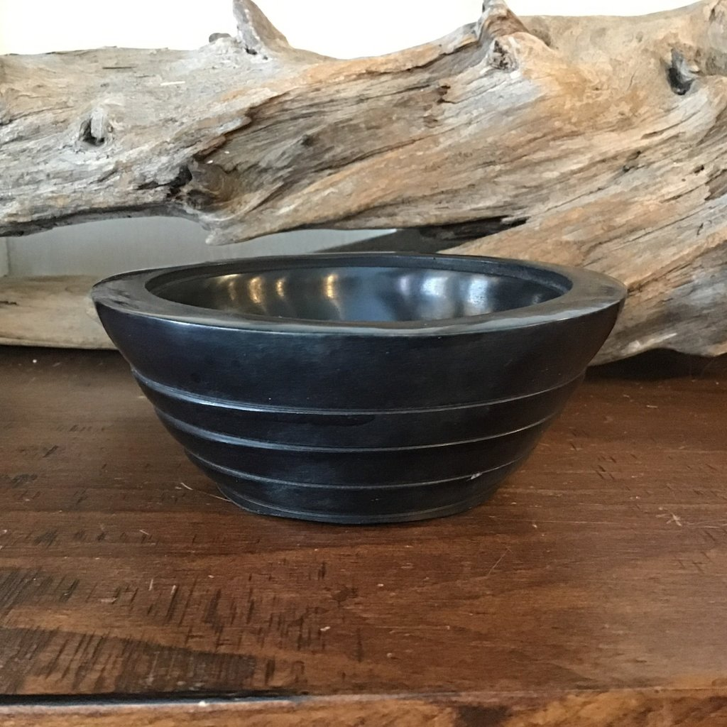 Soap Stone Smudge Pot