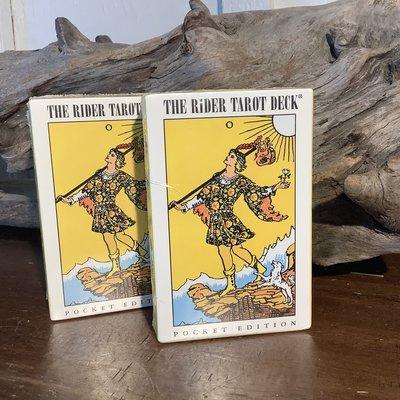 The Rider Tarot Deck Pocket Edition