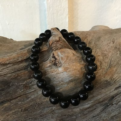 Black Obsidian Bracelet 8mm