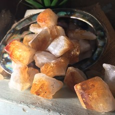 Citrine Point Raw