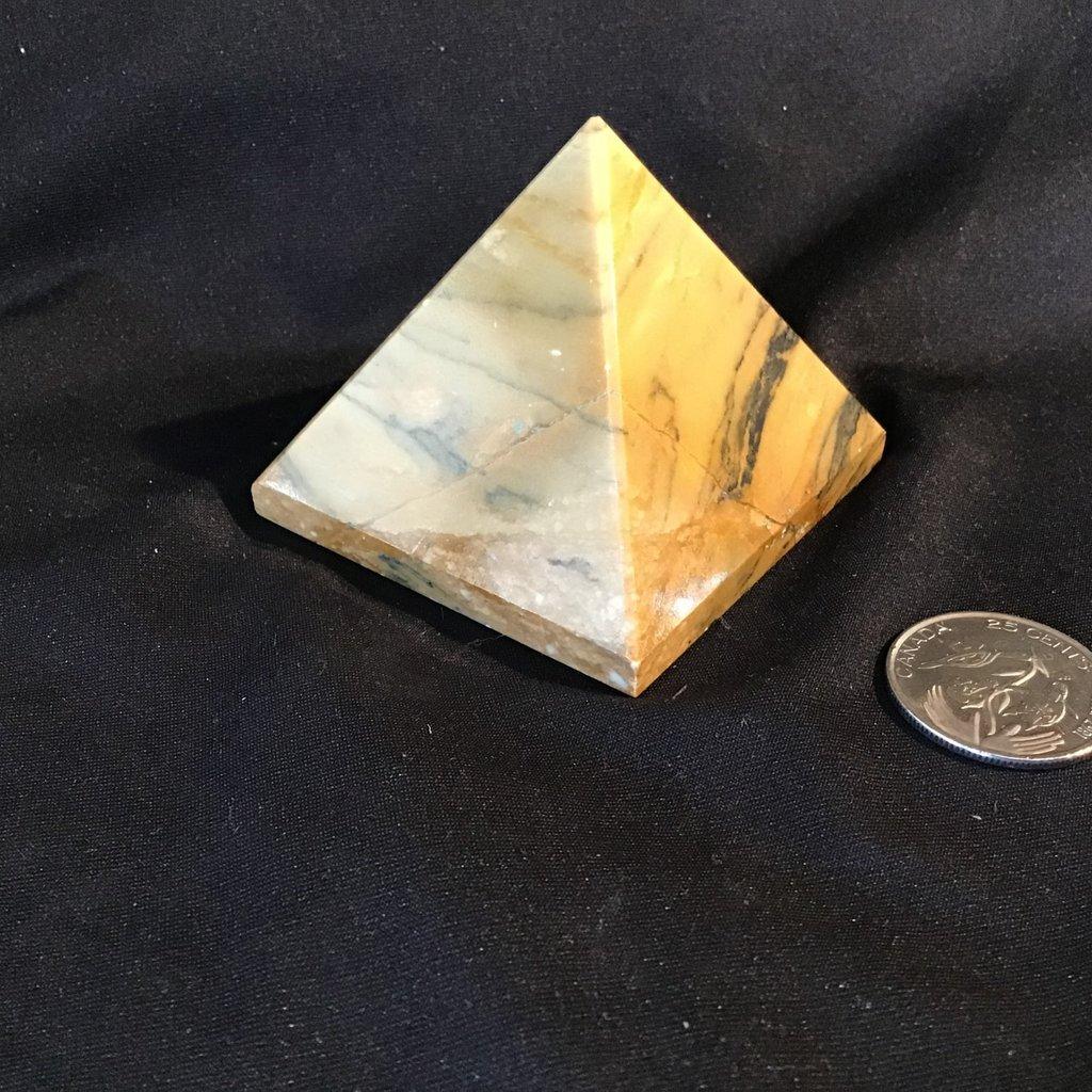 Jasper Pyramid