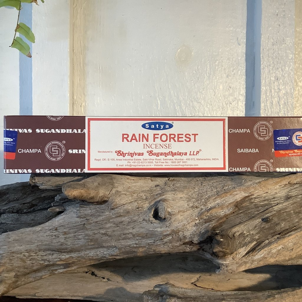 SATYA 15g Rain Forest
